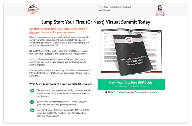 Virtual-Summit-landing