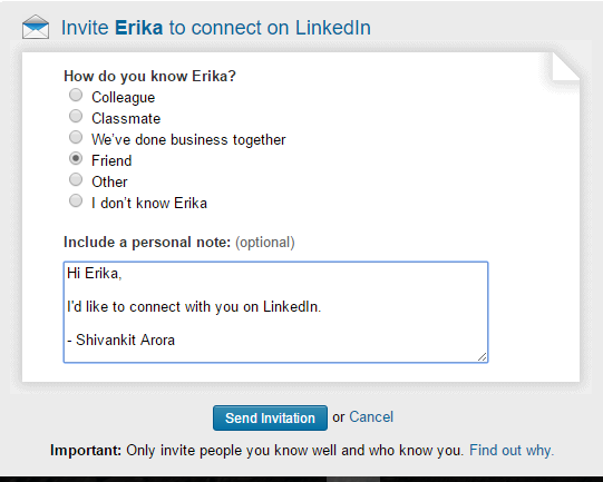 linkedin-connect-message